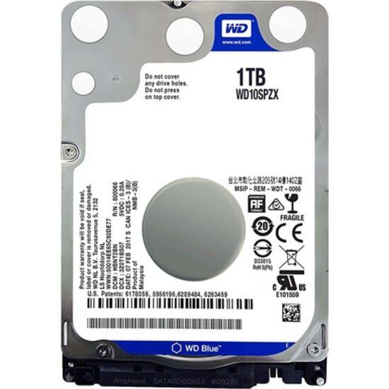 "WESTERN DIGITAL WD10SPZX Belső HDD 2.5"" 1TB"