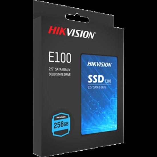 "HIKVISION STORAGE HS-SSD-E100-256G Hikvision SSD 256GB - E100 2,5"""