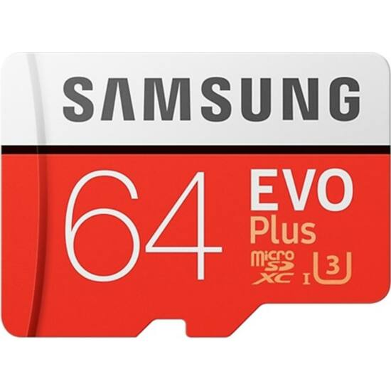 SAMSUNG MB-MC64HA-EU MicroSD kártya - 64GB