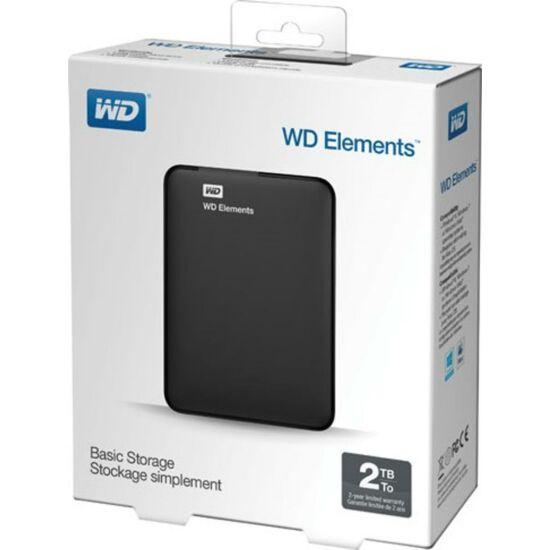 """WESTERN DIGITAL WDBU6Y0020BBK-WESN Külső HDD 2.5"""" 2TB"""