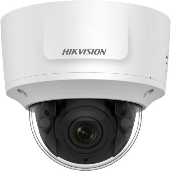 HIKVISION DS-2CD2725FHWD-IZS 2 MP WDR motoros zoom EXIR IP dómkamera; hang be- és kimenet; 50 fps