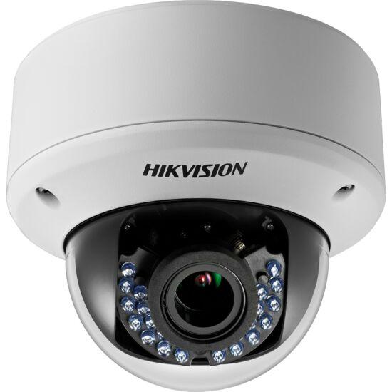 HIKVISION DS-2CE56D0T-VPIR3E 2 MP THD varifokális IR dómkamera; PoC