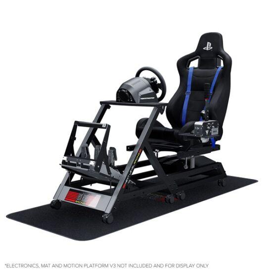NEXT LEVEL RACING NLR-S008 Szimulátor cockpit - GTtrack PlayStation®