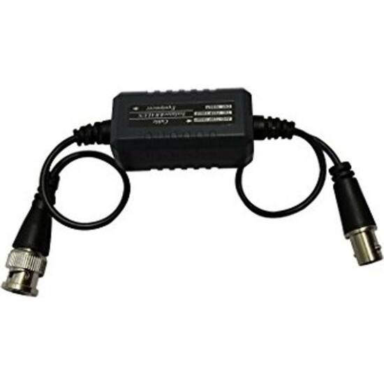 WALISEC WS-HDGB01 HDGB01 földhurok leválasztó HD videojelekhez, AHD/CVI/TVI kompatibilis