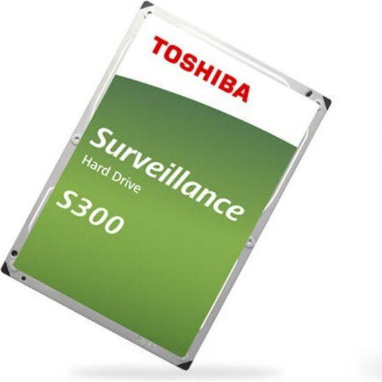 "TOSHIBA HDWT140UZSVA Belső HDD 3.5"" - S300 Surveillance 4TB"