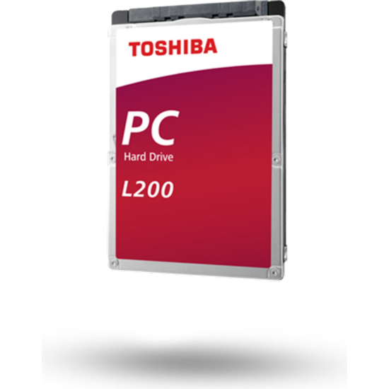 "TOSHIBA HDWL110EZSTA Belső HDD 2.5"" - L200"