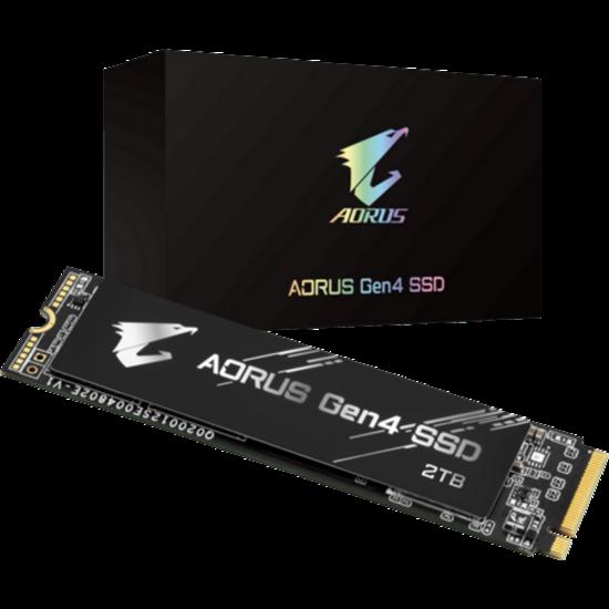 GIGABYTE GP-AG42TB SSD - 2TB AORUS