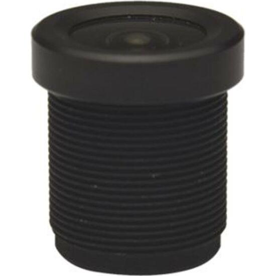 ACTI PLEN-0129 Fixed Focal f Fixed Iris F2.0, Manual Focus, Board Mount Lens