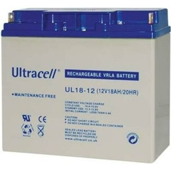 ULTRACELL AU-12180 12V18Ah akkumulátor