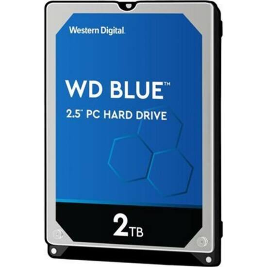 "WESTERN DIGITAL WD20SPZX Belső HDD 2.5"" 2TB"