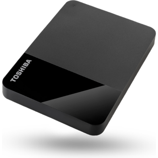 """TOSHIBA HDTP340EK3CA Külső HDD 2.5"""" - 4TB Canvio Ready Fekete"""