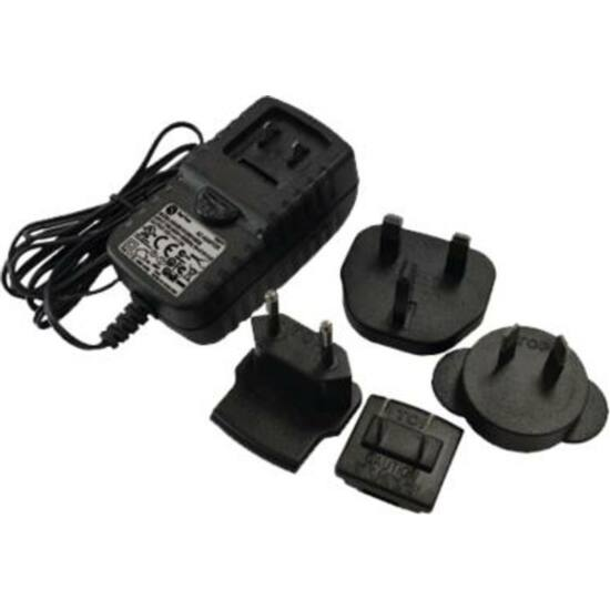 ACTI PPBX-0003 Power Adapter AC 100~240V, with universal connectors