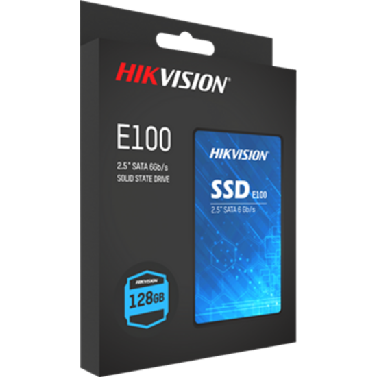 "HIKVISION STORAGE HS-SSD-E100-128G Hikvision SSD 128GB - E100 2,5"""