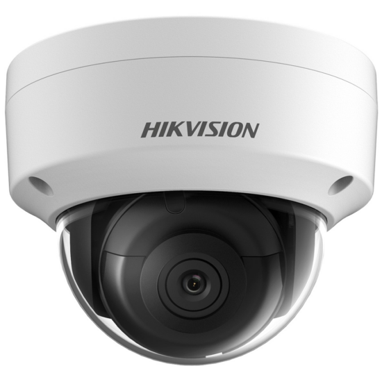 HIKVISION DS-2CD2125FHWD-IS 2 MP WDR fix EXIR IP dómkamera; hang be- és kimenet; 50 fps