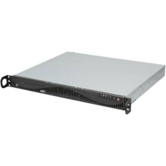 ACTI TVW-100 4 Multiple Monitors 1-Bay Rackmount Standalone TV Wall with 64-channel display layout, DVI, VGA, Dis