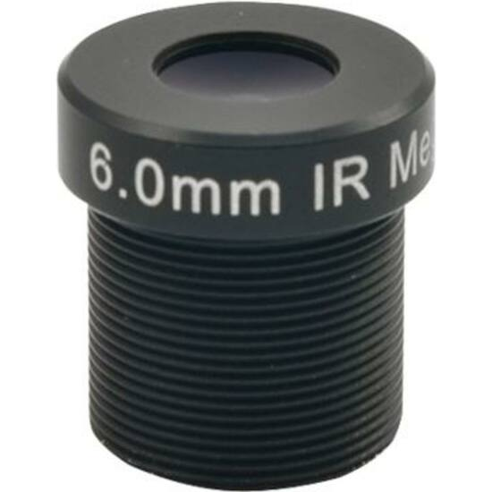 ACTI PLEN-4104 Fixed Focal f Fixed Iris F1.8, Fixed Focus, D/N, Megapixel, Board Mount Lens