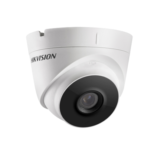 HIKVISION DS-2CE56D8T-IT1F 2 MP THD WDR fix EXIR dómkamera; OSD menüvel; EXIR 30 m; TVI/AHD/CVI/CVBS kimenet